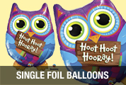 Single Foil Balloons - The Balloon Shop